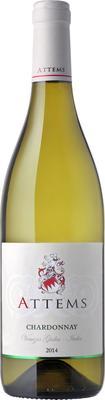 Вино белое сухое «Attems Chardonnay Venezia Giulia» 2014 г.