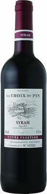 Вино красное сухое «La Croix du Pin Syrah» 2013 г.