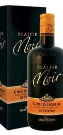 Ликер «Plaisir Noir Choco Liqueur» в подарочной упаковке