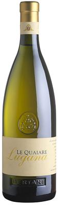 Вино белое сухое «Bertani Le Quaiare Lugana» 2014 г.
