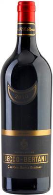 Вино красное полусухое «Bertani Original Secco Vintage Edition» 2010 г.