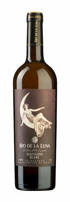 Вино белое сухое «Rio De La Luna Sauvignon Blanc» 2014 г. с защищенным географическим указанием