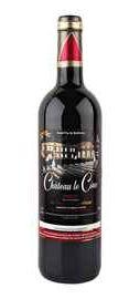 Вино красное сухое «Chateau Le Cone Merlot» 2012 г.