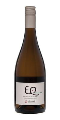 Вино белое сухое «EQ Sauvignon Blanc Coastal» 2015 г.