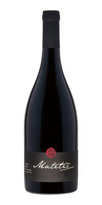Вино красное сухое «Matetic Syrah» 2010 г.