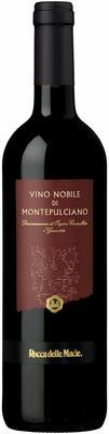 Вино красное сухое  «Rocca delle Macie Vino Nobile di Montepulciano» 2012 г.