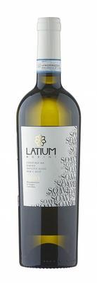 Вино белое сухое «Latium Morini Soave» 2014 г. с защищенным географическим указанием