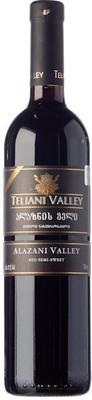 Вино красное полусладкое  «Teliani Valley Alazani Valley»