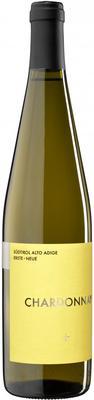 Вино белое сухое «Chardonnay Alto Adige»