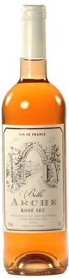 Вино розовое сухое «Belle Arche Rose Sec»