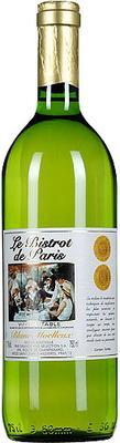 Вино белое полусладкое «Le Bistrot de Paris Blanc Moelleux»