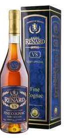 Коньяк «Andre Renard VS Fine Cognac» в подарочной упаковке