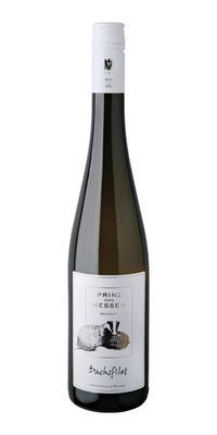 Вино белое полусухое «Prinz von Hessen Riesling Dachsfilet» 2014 г.
