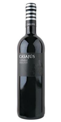 Вино красное сухое «Casajus Vendimia Seleccionada» 2010 г.