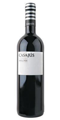 Вино красное сухое «Casajus Antiguos Vinedos» 2009 г.