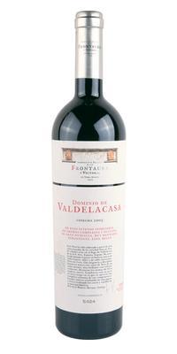 Вино красное сухое «Frontaura y Victoria Dominio de Valdelacasa» 2009 г.