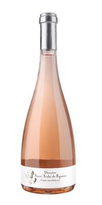 Вино розовое сухое «Saint Andre de Figuiere Confidentielle» 2013 г.