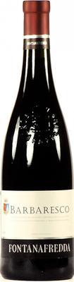 Вино красное сухое «Fontanafredda Barbaresco» 2008 г.