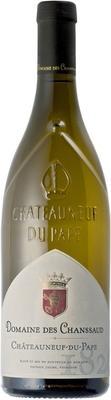 Вино белое сухое «Domaine des Chanssaud Chateauneuf-du-Pape Blanc» 2013 г.