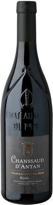 Вино красное сухое «Domaine des Chanssaud Chanssaud d'Antan» 2011 г.