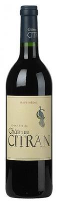 Вино красное сухое «Chateau Citran Cru Bourgeois Superieur» 2009 г.