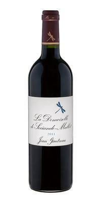 Вино красное сухое «La Demoiselle de Sociando-Mallet» 2011 г.