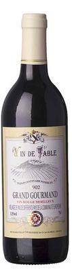 Вино красное полусладкое  «Grand Gourmand Rouge»