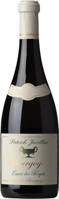 Вино белое сухое  «Cuvee Des Forgets Bourgogne»