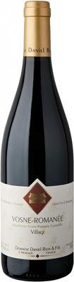 Вино красное сухое «Domaine Daniel Rion & Fils Vosne-Romanee Village» 2008 г.