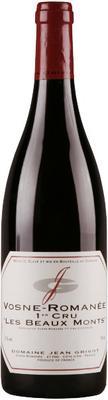 Вино красное сухое «Vosne-Romanee Premier Cru Les Beaux Monts» 2013 г.