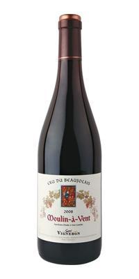 Вино красное сухое «Moulin-A-Vent Cru du Beaujolais» 2008 г.