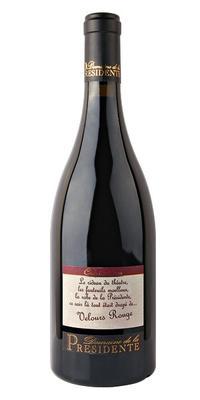 Вино красное сухое «Confidences Velours Cotes du Rhone Villages Cairanne» 2005 г.