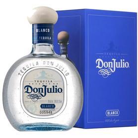 Текила «Don Julio Blanco» в подарочной упаковке