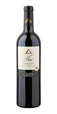 Вино красное сухое «Alter de Cazes Cotes du Roussillon Village» 2011 г.