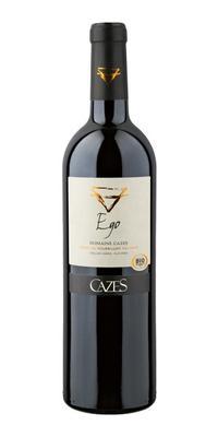 Вино красное сухое «Ego de Cazes Cotes du Roussillon Village» 2012 г.