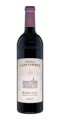 Вино красное сухое «Chateau Lascombes Grand Cru Classe» 2007 г.