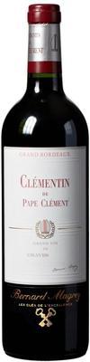 Вино красное сухое «Le Clementin Du Pape Clement» 2012 г.