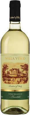 Вино белое полусладкое столовое «Villa Visco Vino Bianco Amabile»