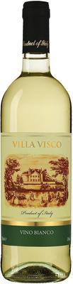 Вино белое сухое столовое «Villa Visco Vino Bianco Secco»