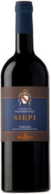 Вино красное сухое «Fonterutoli Siepi» 2008 г.
