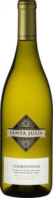 Вино белое сухое «Santa Julia Chardonnay» 2015 г.