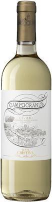 Вино белое сухое  «Campogrande Orvieto Classico » 2015 г.