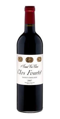 Вино красное сухое «Clos Fourtet 1-er Grand Cru Classe» 2007 г.