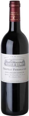 Вино красное сухое «Chateau Fombrauge» 2008 г.