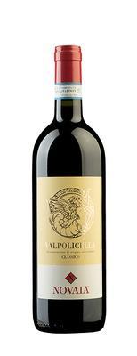 Вино красное сухое «Novaia Valpolicella Classico» 2015 г. с защищенным географическим указанием