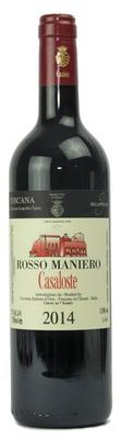 Вино красное сухое «Casaloste Rosso Maniero» 2014 г.