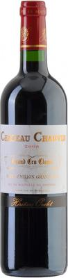 Вино красное сухое «Chateau Chauvin Saint-Emilion» 2008 г.