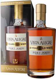 Портвейн белый «Vista Alegre Old White 20 Years Old»