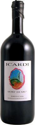 Вино красное сухое «Suri di Mu Barbera d'Alba, 1.5 л» 2012 г.