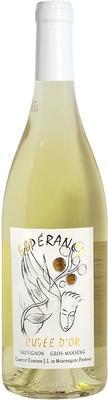 Вино белое полусухое «Domaine d'Esperance Cuvee d'Or» 2014 г.